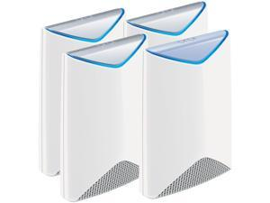 NETGEAR Orbi Pro - AC3000 Tri-band Wi-Fi System - 3 x Satellite Bundle (SRK60B04)