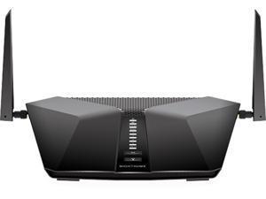 NETGEAR Nighthawk 4-Stream AX4 WiFi 6 Router with 4G LTE Built-in Modem (LAX20)