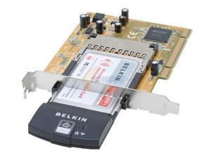 BELKIN F5D8000 PCI Wireless Pre-N Desktop Network Card