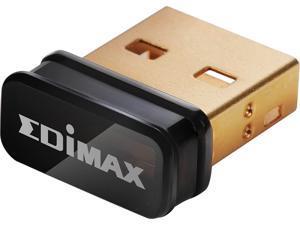 EDIMAX EW-7811UN V2 USB 2.0 Wi-Fi 4 Nano USB Adapter