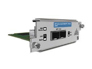 HPE J9008A ProCurve 10GbE SFP+ Expansion Module
