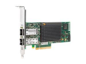HP 581201-B21 10GBase-X PCI Express x8 Server Ethernet Adapter