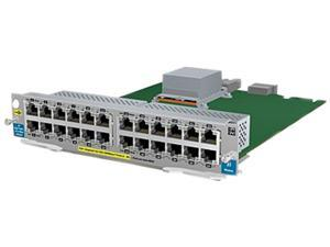HPE J9534A 24-port Gig-T PoE+ v2 zl Module