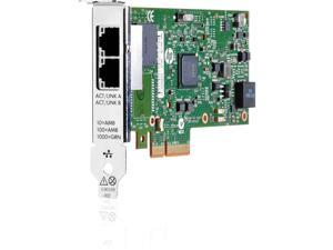 HPE Ethernet 1Gb 2-port 361T Adapter (652497-B21)