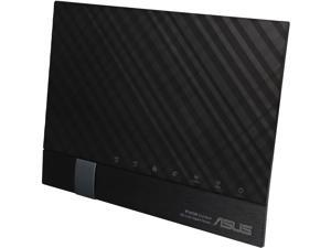ASUS RT-AC56R 802.11ac Dual-Band Wireless-AC1200 Gigabit Router