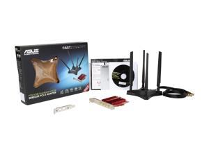 ASUS PCE-AC88 4x4 Wireless AC3100 PCIe Adapter