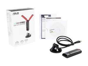 Wi-Fi Adapter for Computer//Notebook USB 2.0-300 Mbps 1.2 Mile Outdoor Range Premiertek POWERLINK Outdoor Plus II IEEE 802.11n 2.46 GHz ISM External