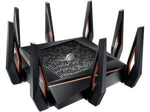 ASUS GT-AX11000 Tri-band Wi-Fi Gaming Router IEEE 802.11a, IEEE 802.11b, IEEE 802.11g, IEEE 802.11n, IEEE 802.11ac, IEEE 802.11ax, IPv4, IPv6
