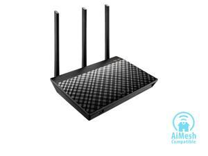 ASUS RT-AC66U B1 Dual-Band 3x3 AC1750 Wi-Fi 4-Port Gigabit Router