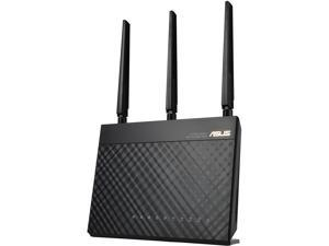 Asus Certified RT-AC1900P Dual-Band Wireless AC-1900 Gigabit Router