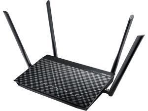 ASUS DSL-AC55U (90IG02B0-BU2110) ADSL Wireless Router IEEE 802.11a, IEEE 802.11b, IEEE 802.11g, IEEE 802.11n, IEEE 802.11ac, IEEE 802.3, IEEE 802.3u, IEEE 802.11i, IEEE 802.11e, IPv4, IPv6