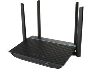 ASUS RT-ACRH13 Dual-Band 2x2 AC1300 Wi-Fi 4-port Gigabit Router with USB 3.0