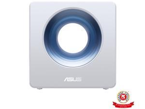 ASUS Blue Cave AC2600 Dual-Band Wireless Router for Smart Homes, Featuring Intel Wi-Fi Technology and AiProtection Network Security Powered by Trend Micro