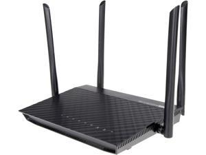 ASUS Certified RT-AC1200G AC1200 Dual-Band Wi-Fi Router with Four 5 dBi Antennas and Parental Controls