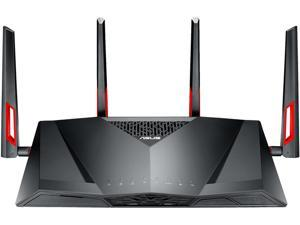 ASUS DSL-AC88U AC3100 Dual Band ADSL / VDSL Gigabit Wi-Fi Modem Router, Supporting AiProtection Network Security Powered by Trend Micro and Parental Controls
