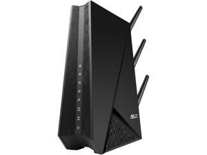 ASUS RP-AC1900 AC1900 Dual Band Wi-Fi Range Extender / AiMesh Extender for Seamless Mesh Wi-Fi; Works with Any Wi-Fi Router