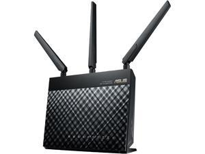 ASUS RT-AC1900P Dual Band Wireless Router with 5 Gigabit Ethernet Port, Support AiMesh, and Free Lifetime Internet Security with Advanced Parental Control