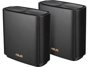 ASUS ZenWiFi AX 2PK Mesh WiFi System Charcoal