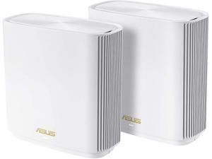 ASUS ZenWiFi AX 2PK Mesh WiFi System White