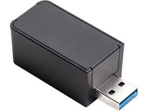 Syba SD-ADA24039 USB 3.0 Gigabit Ethernet LAN Adapter Black