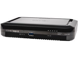 SonicWall 02-SSC-0938 SOHO 250 Gen 6 Firewall