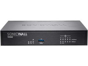 SonicWall 02-SSC-1843 TZ350 - Advanced Edition - Security Appliance - with 1 Year TotalSecure - GigE