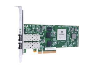 QLogic QLE8242-SR-CK 10Gbps PCI Express x8 Fiber Optic Card