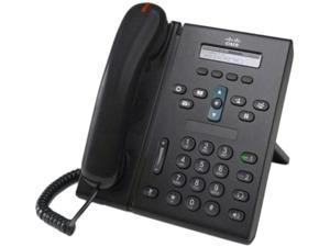 Cisco CP-6921-C-K9-RF Unified IP Phone 6921, Charcoal, Standard Handset