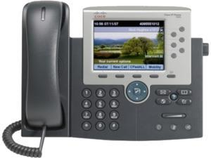 Cisco CP-7965G= Unified IP Phone 7965G w/ Color Display (Refurbished)