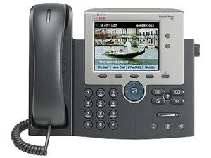 Cisco CP-7945G-RF Unified IP Phone 7945G - VoIP Phone