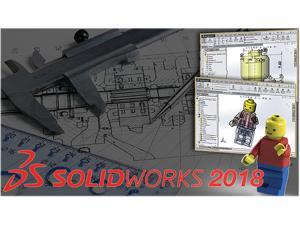 Udemy Master Solidworks 2018 - 3D CAD Using Real-world Examples