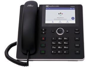 AudioCodes TEAMS-C450HD-BW Network VoIP Phone