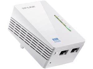 TP-Link TL-WPA4220 300 Mbps AV600 Wi-Fi Powerline Extender