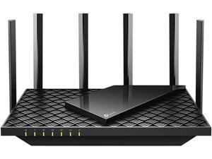 TP-Link AX5400 WiFi 6 Router (Archer AX73) - Dual Band Gigabit Wireless Internet Router, High-Speed ax Router for Streaming, Long Range Coverage