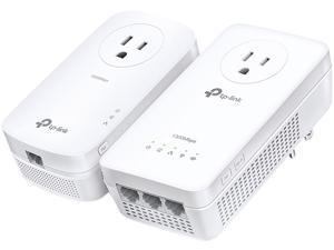 TP-Link AV1300 Gigabit Passthrough Powerline ac Wi-Fi Kit (TL-WPA8631P KIT)