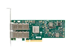 Mellanox MHQH29B-XTR 40Gbps PCI-Express 2.0 x8 ConnectX-2 VPI Dual QSFP Network Adapter