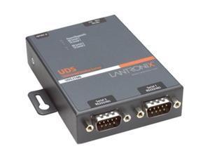 Lantronix UD2100002-01 UDS2100 2-Port Device Server