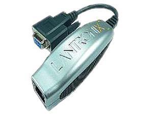 Lantronix XDT4851002-01-S xDirect485 Single Port RS232/422/485 10/100 Device Server