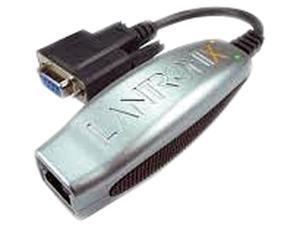 Lantronix XDT10P0-01-S xDirect PoE Single Port RS232/422/485 10/100 Device Server w/o Power Supply