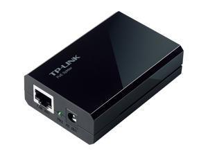 TP-Link PoE Splitter 802.3af Compliant Gigabit Port 5/9/12V DC Power Output Up to 100 meters325 feet TL-PoE10R, Black