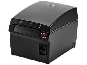"""Bixolon SRP-F310II 3"""" Direct Thermal Receipt Printer, IP12 Waterproof, USB, Serial Interface Card, Ethernet, Auto Cutter, Front Exit, Black -  SRP-F310IICOSK"""