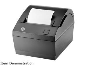 HP X3B46AT Direct Thermal POS Receipt Printer - Monochrome - Serial/USB
