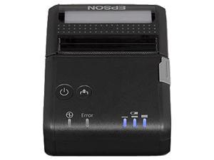 "Epson TM-P20 Mobilink 2"" Compact Mobile Bluetooth Receipt Printer, Black - C31CE14551"