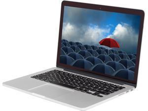"Apple Laptop MacBook Pro (Early 2013) ME662LLA-PB-RCB Intel Core i5 3rd Gen 3230M (2.60 GHz) 8 GB Memory 240 GB SSD 13.3"" OS X 10.10 Yosemite Grade B"