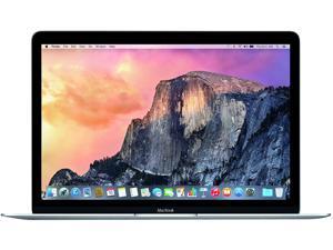 "Apple Laptop MacBook MF855LL/A 12"" Intel Core M 5Y31 (1.10 GHz) 8 GB Memory 240 GB SSD macOS 10.12 Sierra"