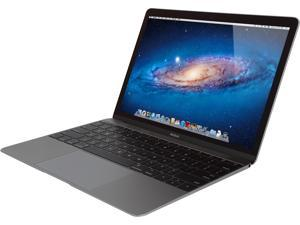 "Apple Laptop MacBook (Early 2016) MLH82LLA-PB-RCB Intel Core M5 6Y54 (1.20 GHz) 8 GB Memory 480 GB SSD Intel HD Graphics 515 12.0"" macOS 10.12 Sierra Grade B"