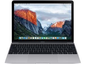 "Apple Laptop MacBook MLH72LL/A 12"" Intel Core M7 6Y75 (1.30 GHz) 8 GB Memory 480 GB SSD macOS 10.12 Sierra"