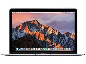 "Apple Laptop MacBook (Mid 2017) MNYF2LLA-PB-2RCB Intel Core M3 7Y32 (1.20 GHz) 8 GB Memory 240 GB SSD Intel HD Graphics 615 12.0"" macOS 10.12 Sierra Grade B"