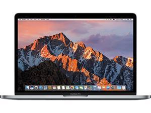 "Apple Laptop MacBook Pro (Mid 2017) MPXQ2LLA-PB-3RCB Intel Core i5 7th Gen 7360U (2.30 GHz) 8 GB Memory 120 GB SSD 13.3"" macOS 10.15 Catalina Grade B"