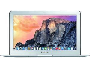 "Apple Grade A Laptop MacBook Air MJVM2LL/A Intel Core i5 5th Gen 1.60 GHz 4 GB Memory 128 GB SSD 11.6"""